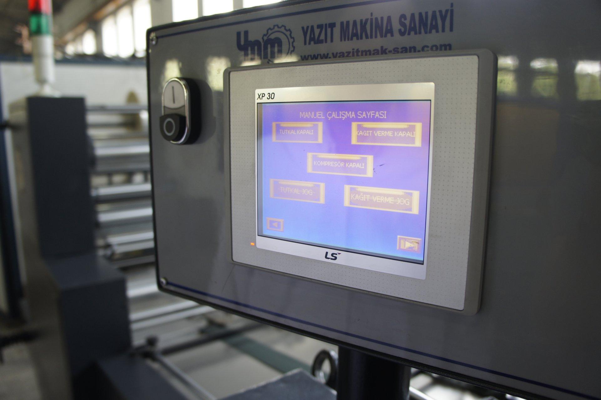 Otomatik Selefon Kaplama Makinasi